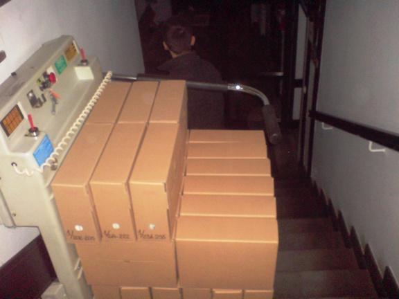 Zjazd dokumentów do Archiwum Państwowego w Suwałkach. Przecież to nie może się skończyć na tych bezkwasowych trumnach...