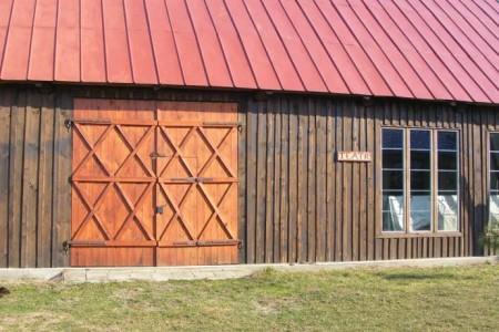 Kto chciał potańcówki w stodole?