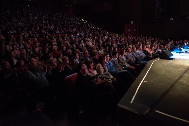 Nasza wierna i niezawodna publiczność.