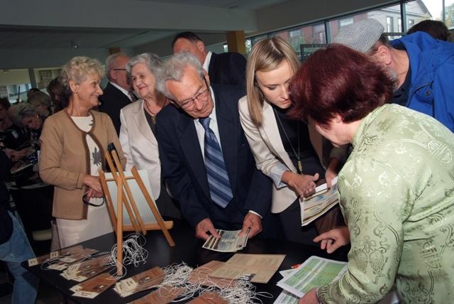 I znów będzie ruch, ożyją znajomości i pamięć minionych chwil (Biuro Organizacyjne jubileuszu 60-lecia, 2011)