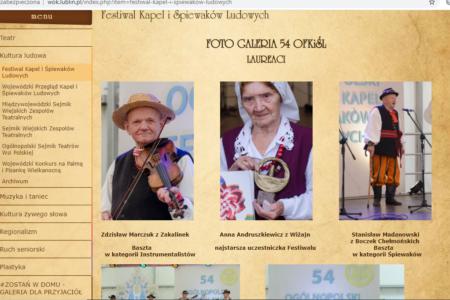 Laureaci Kazimierza 2020